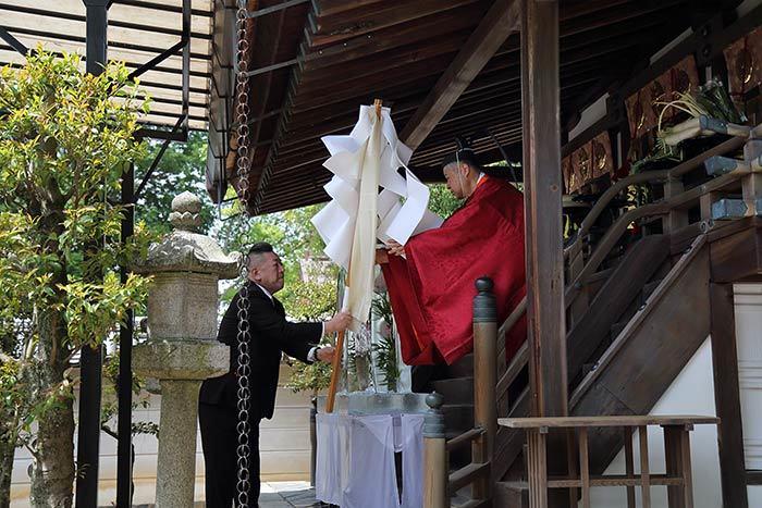 氷室神社 献氷祭4