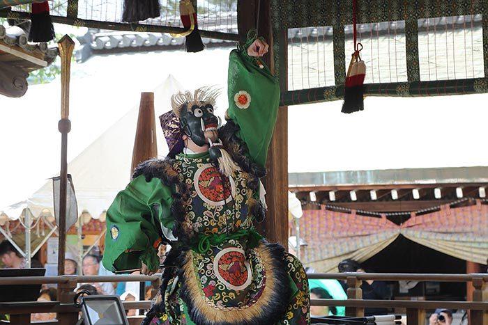 氷室神社 献氷祭5