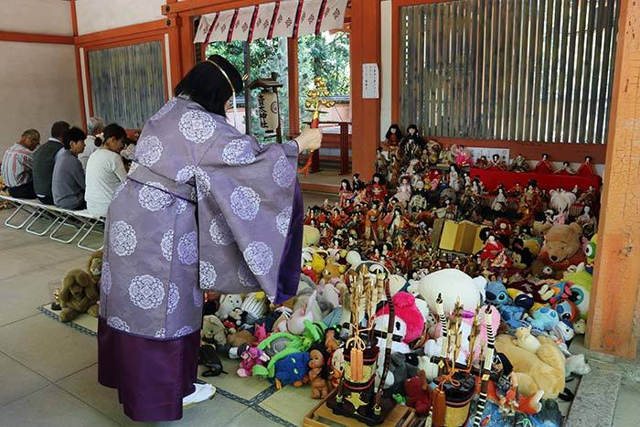 賣太神社 人形昇天祭1
