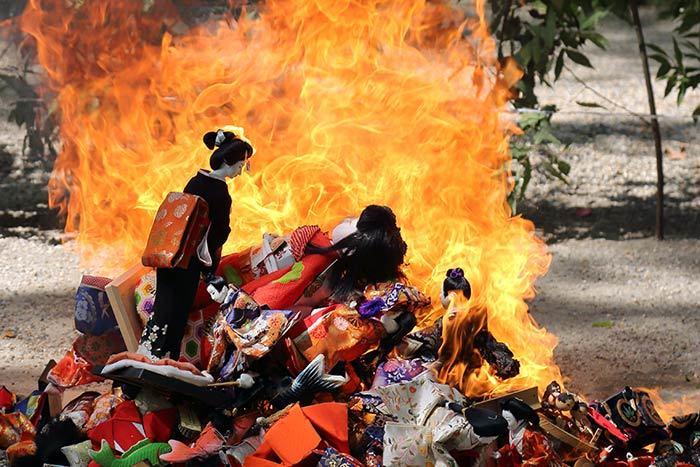 賣太神社 人形昇天祭2
