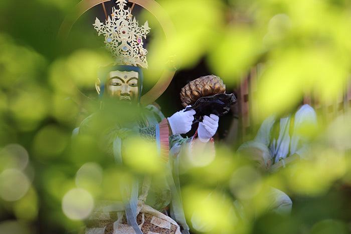 當麻寺 練供養会式1