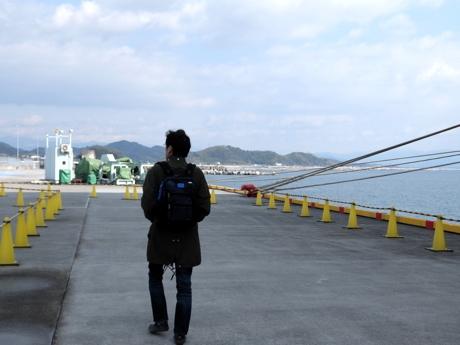 南国クルーズ074コスタ高知港