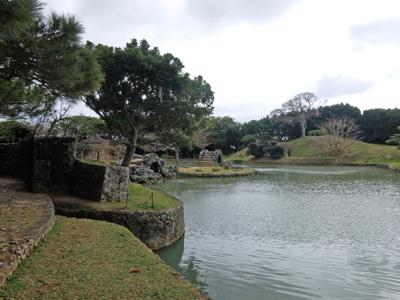 南国クルーズ125沖縄識名園庭園