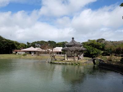 南国クルーズ127沖縄識名園庭園