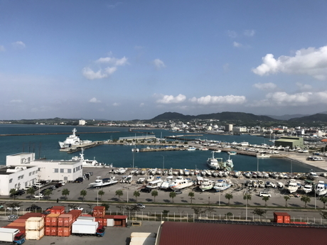 南国クルーズ136石垣島港