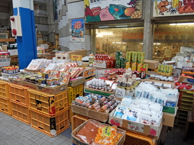 南国クルーズ143石垣島商店街