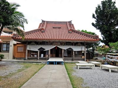 南国クルーズ144石垣島桃林寺