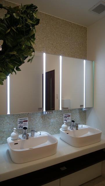 展示場トイレ1