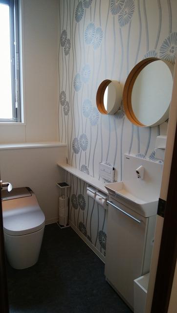 展示場トイレ6