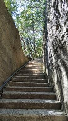 日本寺階段