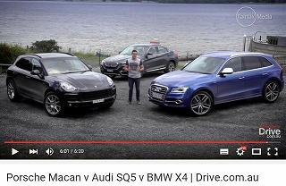 ポルシェマカンSディーゼル_Audi_BMW