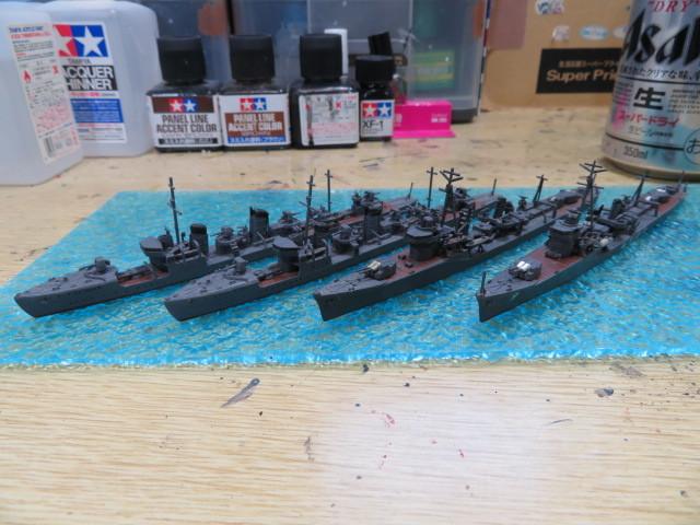 日本 駆逐艦 旧作