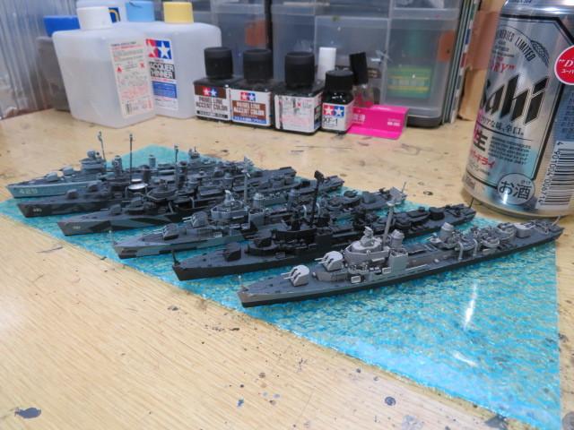 アメリカ 駆逐艦 旧作