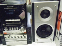 Panasonic MD STEREO SYSTEM SA-PM57MD重箱石04