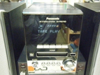 Panasonic MD STEREO SYSTEM SA-PM57MD重箱石12