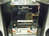 Panasonic MD STEREO SYSTEM SA-PM57MD重箱石07
