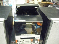Panasonic MD STEREO SYSTEM SA-PM57MD重箱石14