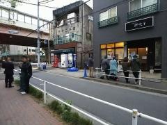 【新店】煮干マゼソバ 水-3