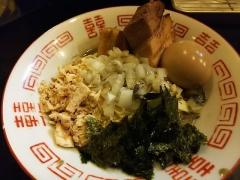 【新店】煮干マゼソバ 水-12