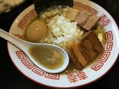 【新店】煮干マゼソバ 水-15