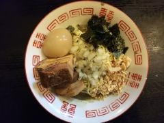 【新店】煮干マゼソバ 水-8