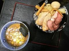 新宿タカシマヤ「京都美味コレクション~新しい食の発信~」  ~麺屋 たけ井「特製つけ麺」~-8