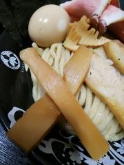 新宿タカシマヤ「京都美味コレクション~新しい食の発信~」  ~麺屋 たけ井「特製つけ麺」~-14