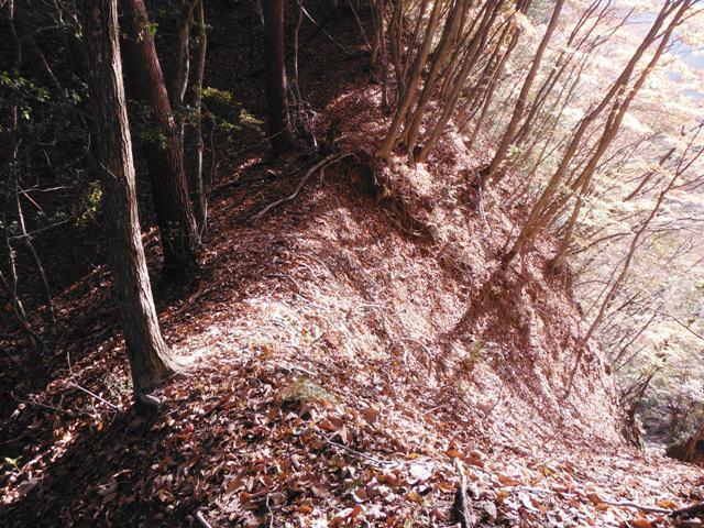 左右秋葉山砦 (4)