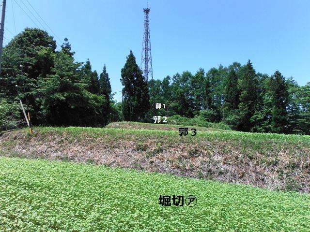 根小屋城(長野市戸隠) (32)
