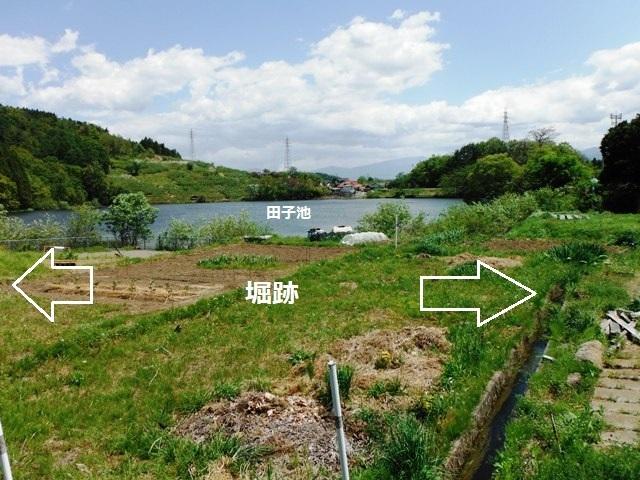 多胡氏館(長野市) (3)