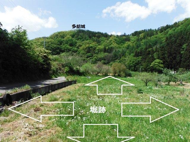 多胡氏館(長野市) (12)