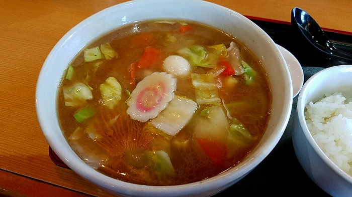 とやの 広東麺