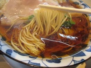 清水保内 ワンタン麺 麺スープ