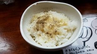 おぎかわ山の下 麺グラタン 追い飯