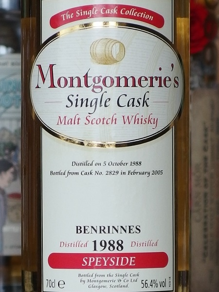 Montgomeries BENRINNES 1988_L600
