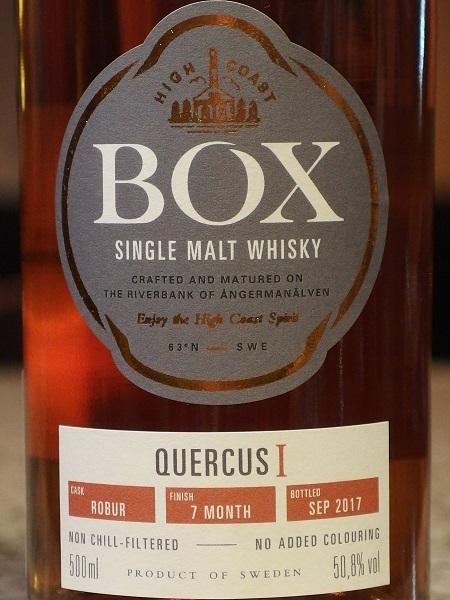 BOX QuercusⅠ Robur_L600
