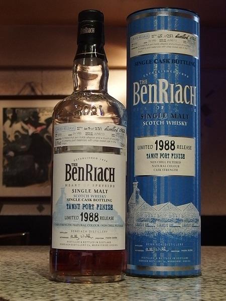 BenRiach 1988 24yo Tawny Port Finish_B