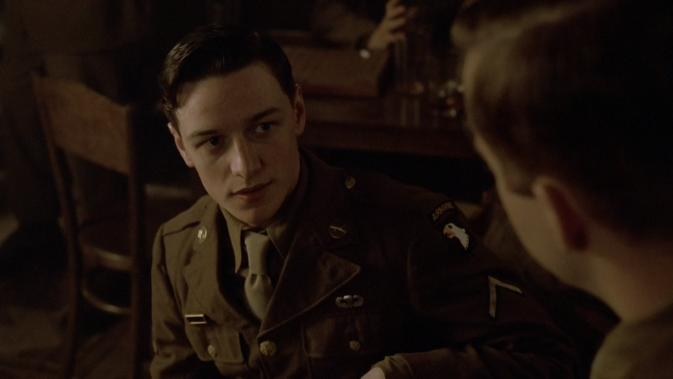 bob-James McAvoy as Pvt miller