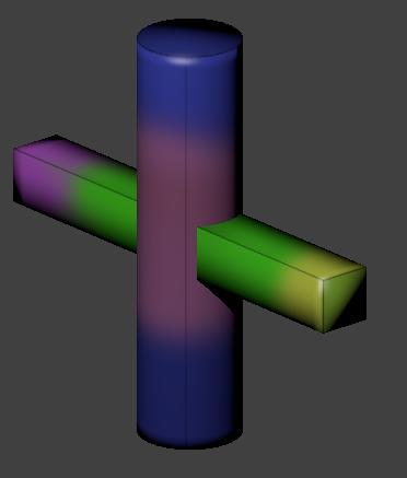 Blenderでテクスチャを表示