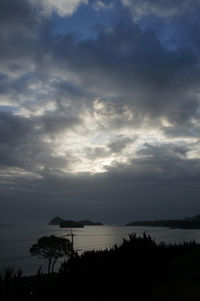 曇天の空1