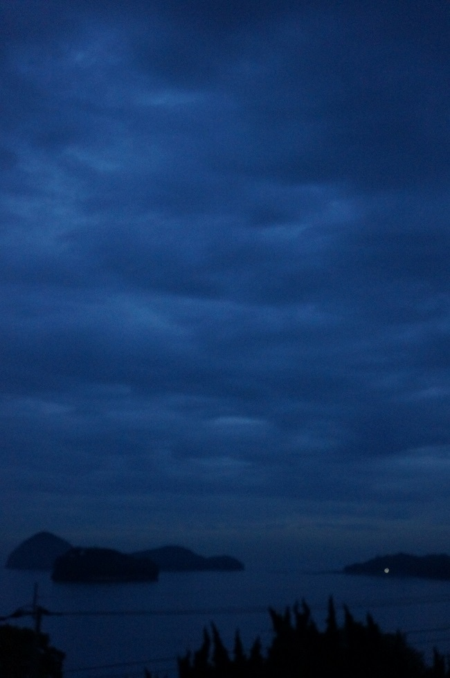 夜明け前4