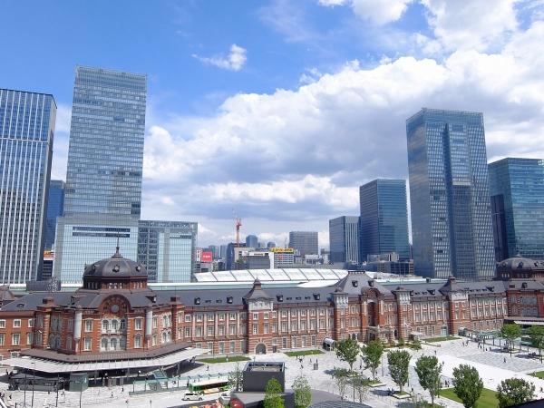 東京駅2〔フリー写真〕