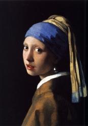 フェルメール真珠の耳飾りの少女