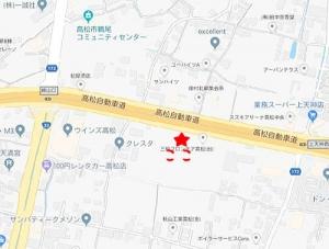 星乃珈琲店地図