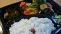 肉団子と野菜の黒酢炒め