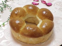 ミルクリングパン