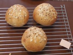雑穀パン②