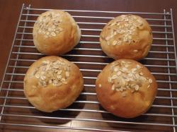 雑穀パン4