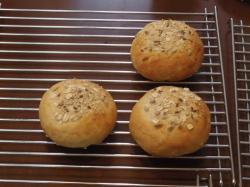 2雑穀パン