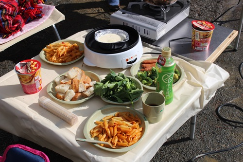 キャンプご飯2